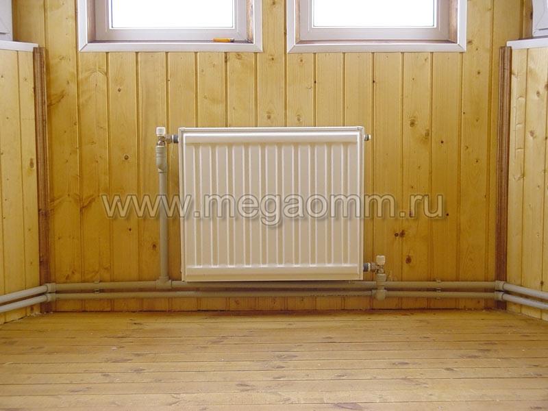 Отопление для квартиры своими руками фото