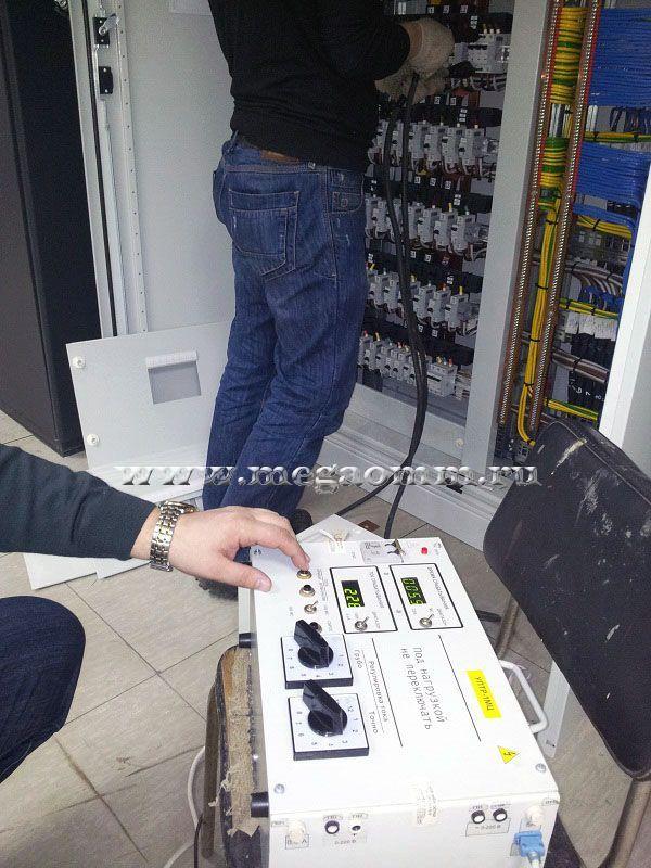 Прогрузка автоматов