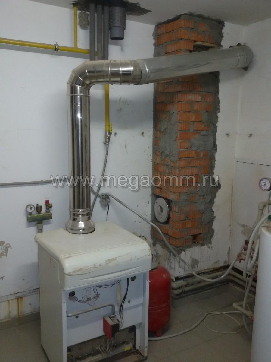 Проверка контура заземления газового котла
