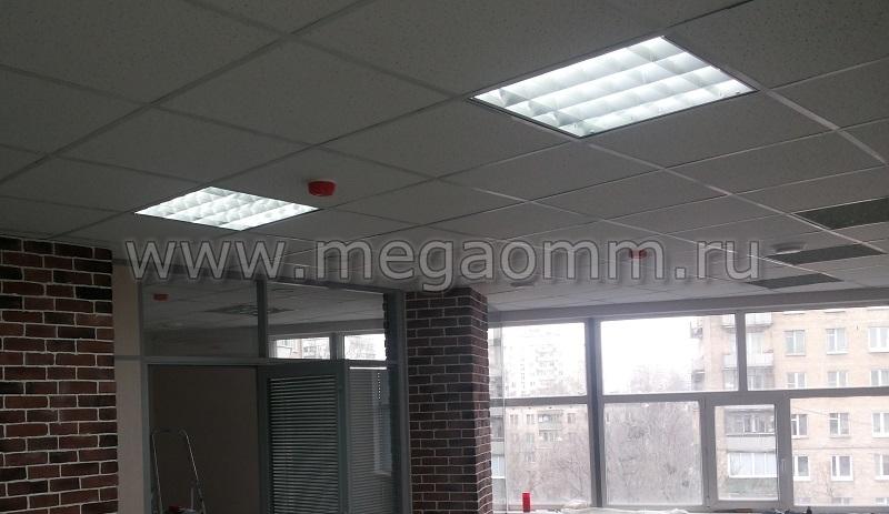 Прокладка кабеля за потолком армстронг